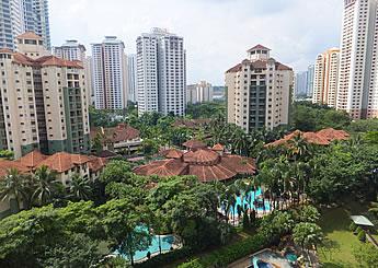マレーシア不動産 抜群の住みやすさを誇る