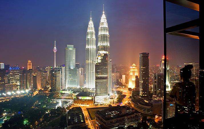 マレーシア不動産の最高峰「The Troika KLCC」04