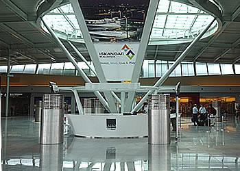 ジョホールバル不動産 セナイ国際空港01