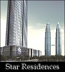 マレーシア不動産「Star Residences」
