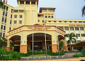 マレーシア不動産 クアラルンプール・病院01