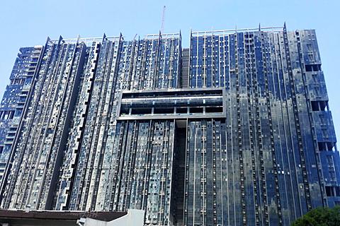 Mシティ建設状況 2016年2月