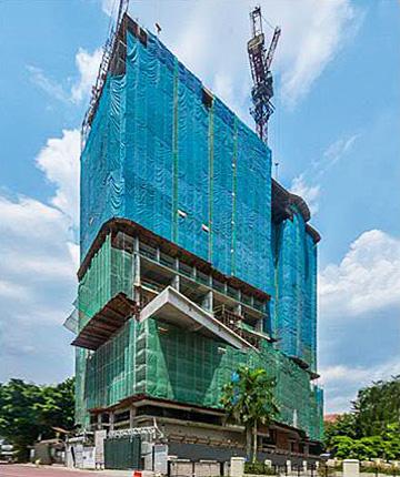 ルマ 建設状況