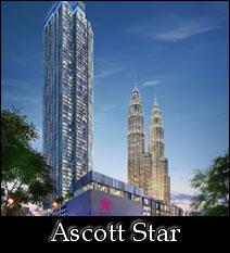 マレーシア不動産「Ascott Star」